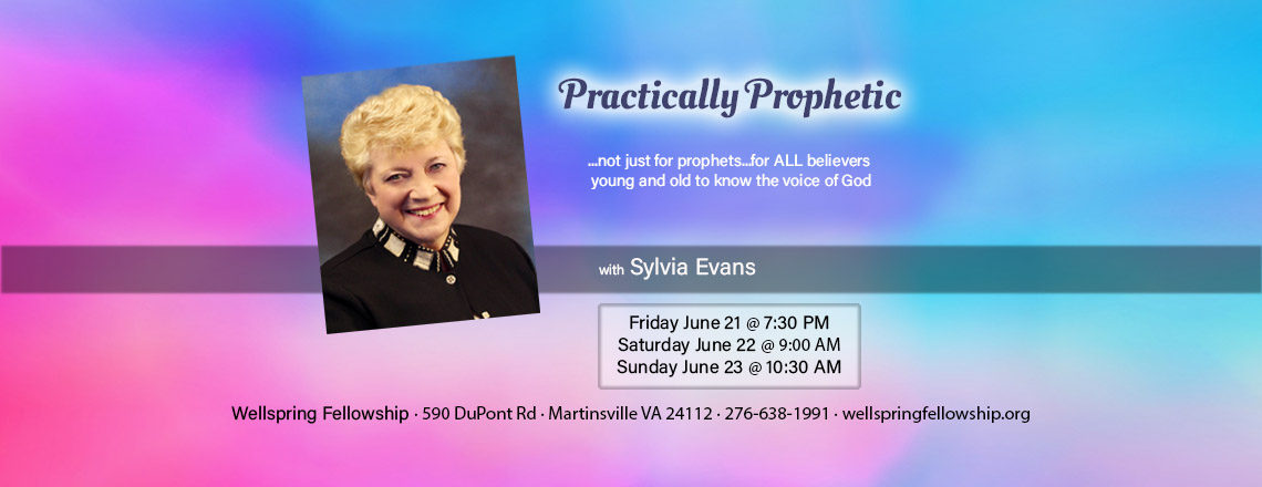 Practically Prophetic – Sylvia Evans